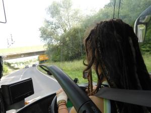 Tiphaine, notre chauffeur
