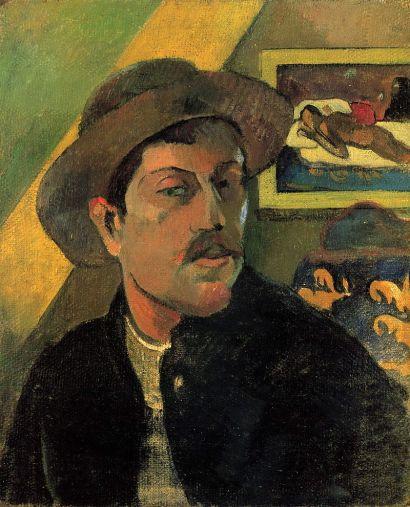 autoportrait-gauguin